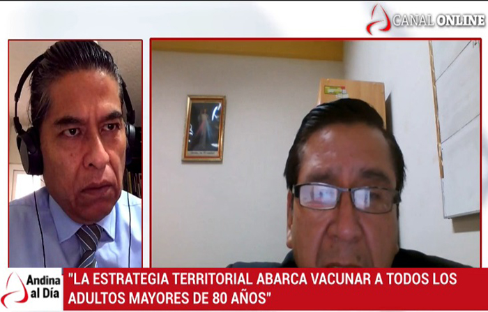 EN VIVO: Estamos en vivo para conocer cómo va la vacunación en Arequipa