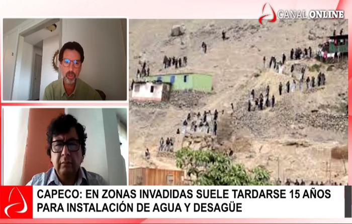 Invasión de terrenos y sus consecuencias en el Perú
