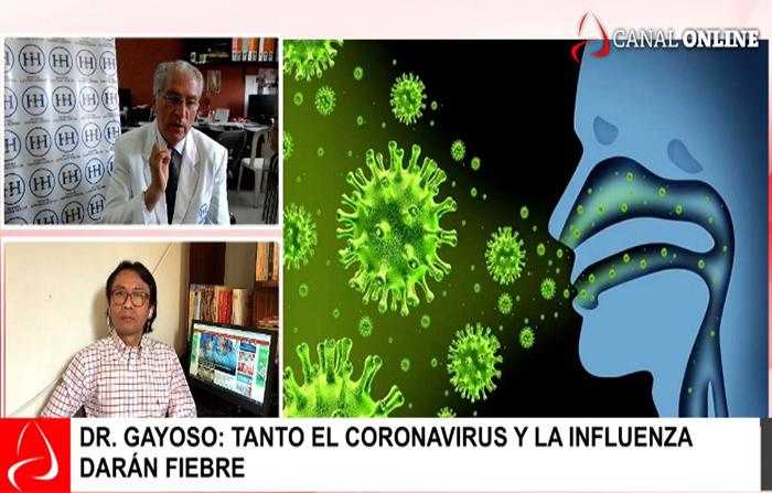 Coronavirus e influenza en otoño: semejanzas y diferencias
