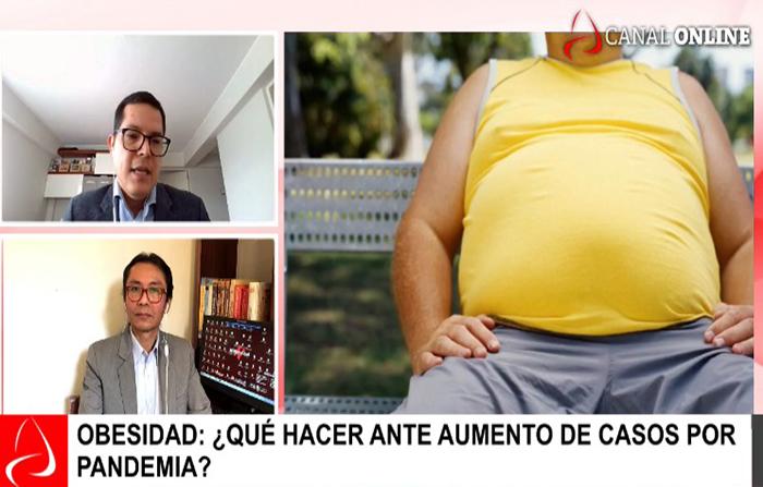 Obesidad: Siguen aumentando los casos por pandemia