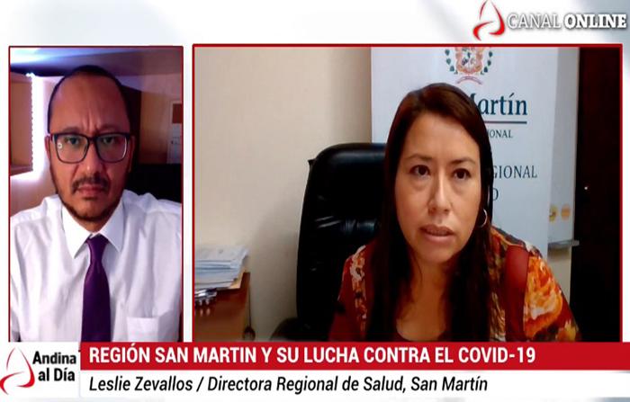 EN VIVO: ¿Cómo enfrenta la pandemia la región San Martín?