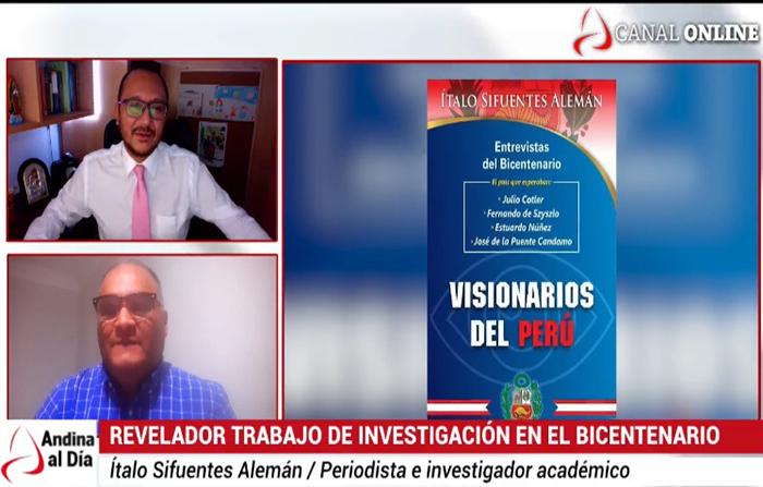"""EN VIVO: Publican tres reveladores e-books de investigación sobre el """"Bicentenario"""""""