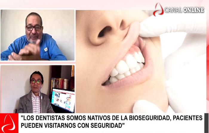 Aumentan las caries y periodontitis ante estrés provocado por covid