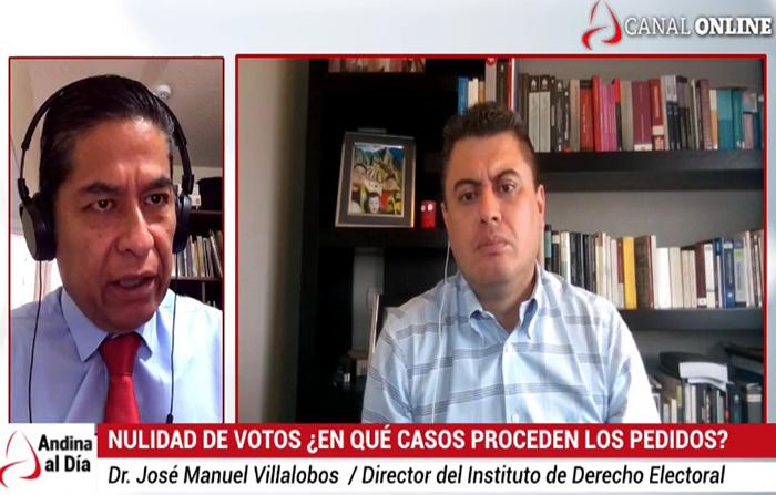 EN VIVO: Elecciones 2021: Pedidos de nulidad de mesas