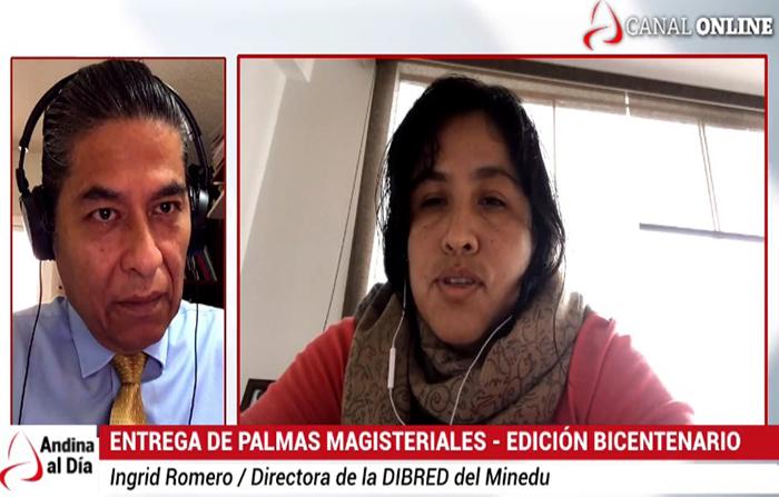 EN VIVO: Minedu: Palmas Magisteriales - Edición Bicentenario