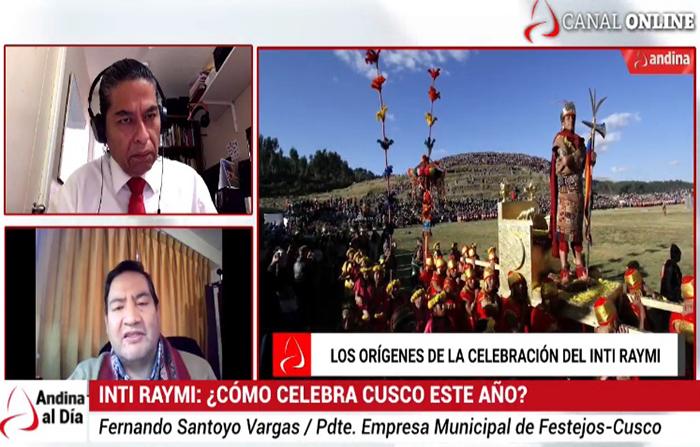 EN VIVO: Inti Raymi: ¿Cómo celebra Cusco este año?