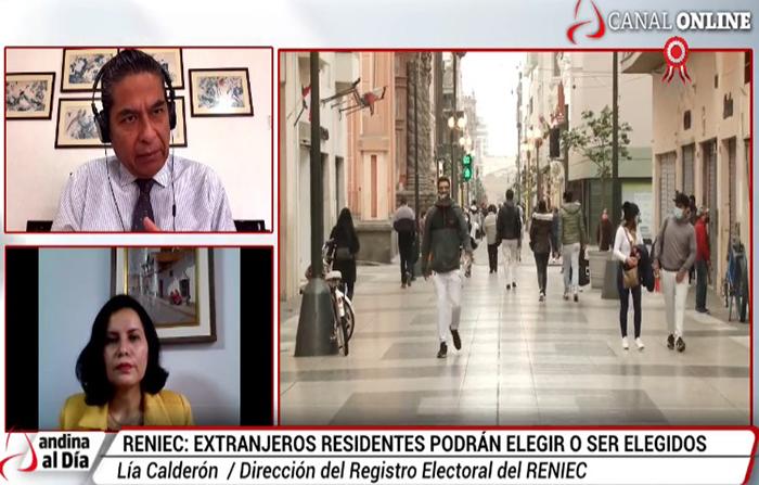 EN VIVO: Extranjeros residentes podrán elegir o ser elegido