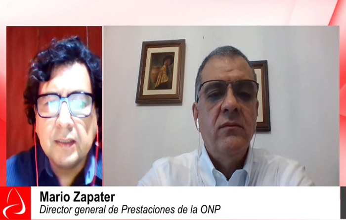 ONP recomienda a pensionistas cobrar en cajeros automáticos y agente