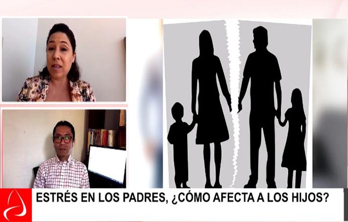Estrés en los padres, ¿cómo afecta a los hijos?