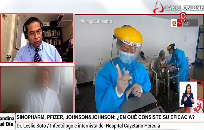 EN VIVO: Sinopharm, Pfizer, Johnson&Johnson: ¿en qué consiste su eficacia?