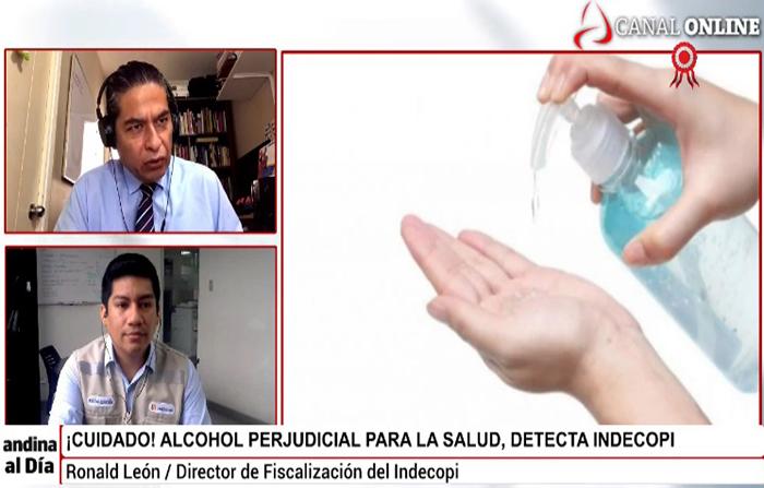 EN VIVO: ¡Cuidado! Alcohol perjudicial para la salud