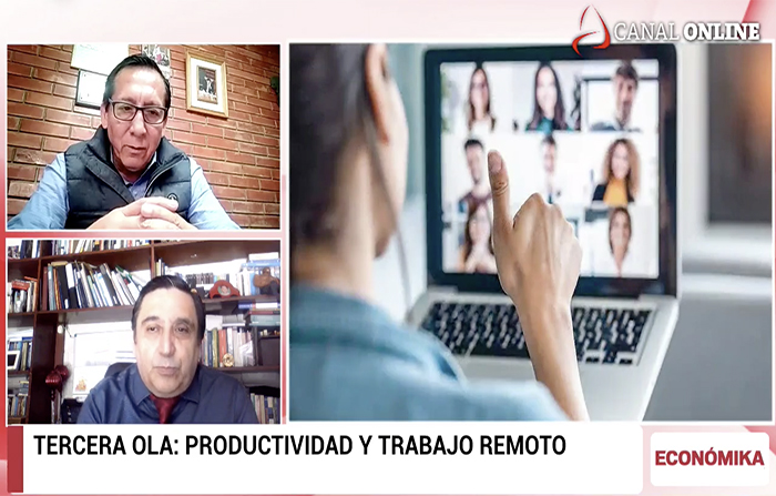 Tercera ola: Productividad y trabajo remoto