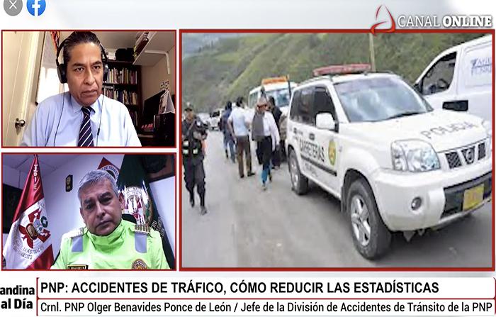 Carreteras de luto : Cómo reducir los accidentes