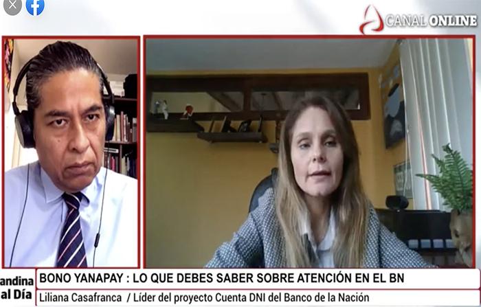 Bono Yanapay : Lo que debes saber sobre atención en el BN