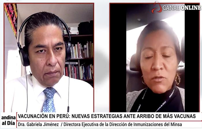 Vacunación en Perú: Nuevas estrategias