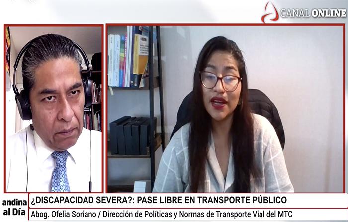 ¿Discapacidad severa?: Pase libre en transporte público