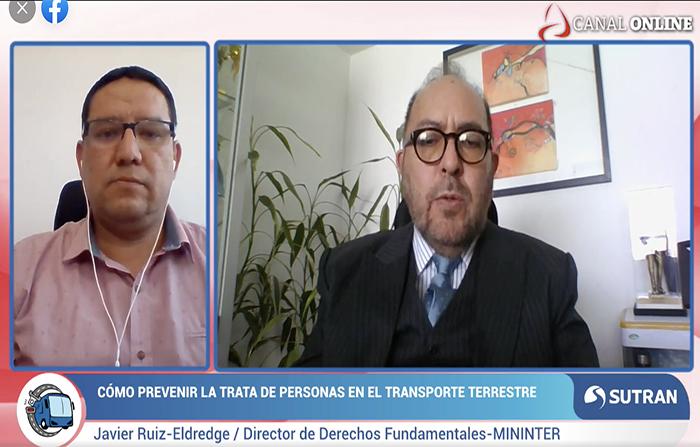 Cómo prevenir la trata de personas en el transporte terrestre