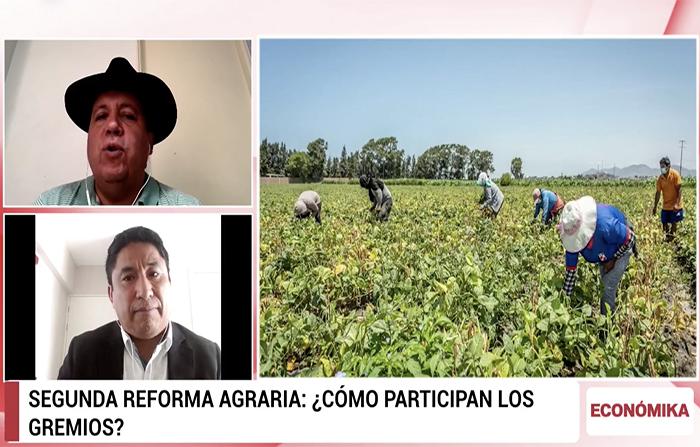 Segunda reforma agraria: ¿cómo participan los gremios?