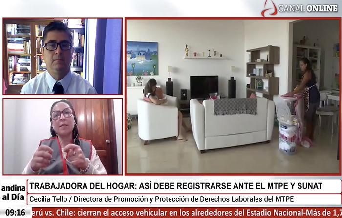 Trabajadora del hogar: Así debes registrarla ante la SUNAT