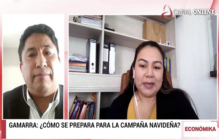 #EnVivo: Campaña navideña 2021 en Gamarra