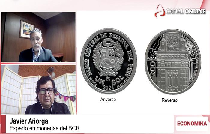 #EnVivo: BCR lanza moneda por 200 años de la Biblioteca Nacional