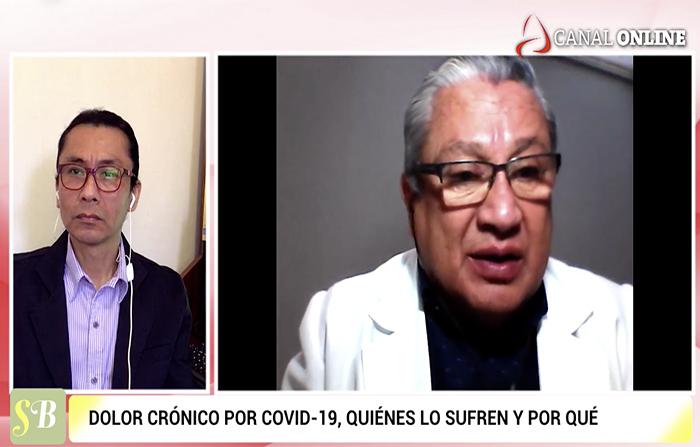 #EnVivo: Dolor crónico por covid-19, quiénes lo sufren y por qué