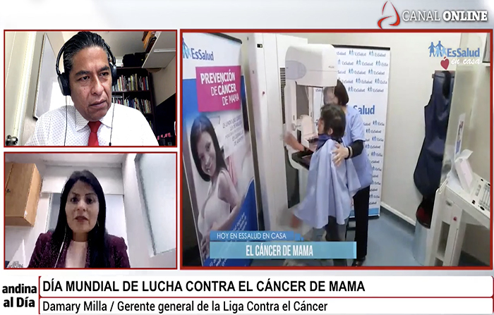 #EnVivo: Día Mundial de lucha contra el cáncer de mama