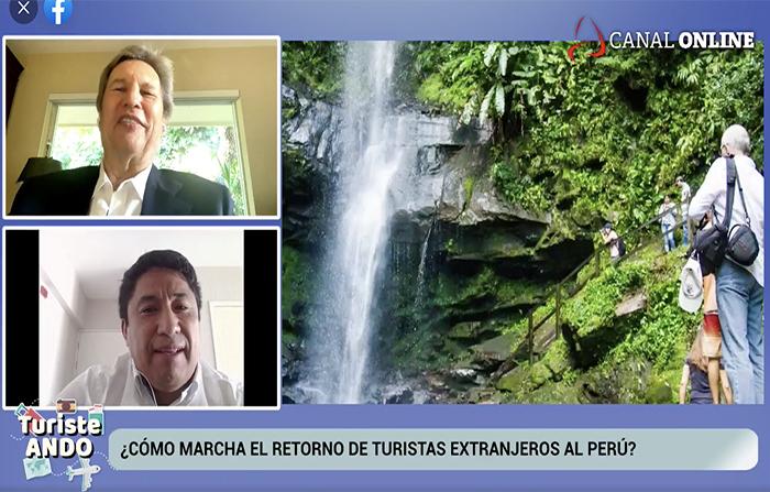 ¿Cómo marcha el retorno de turistas extranjeros al Perú?