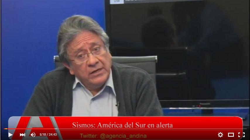 Sismos: América del Sur en alerta