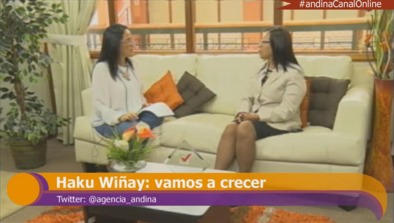 Haku Wiñay: vamos a crecer