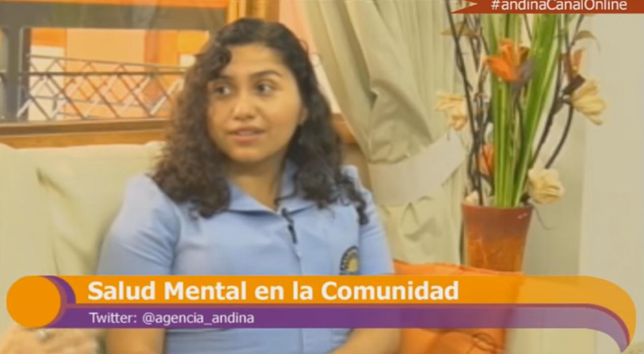 Salud mental en la comunidad Invitada