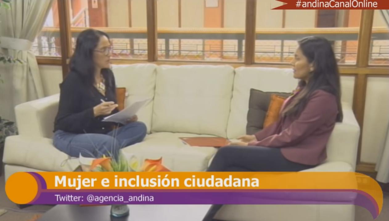 Mujer e inclusión ciudadana