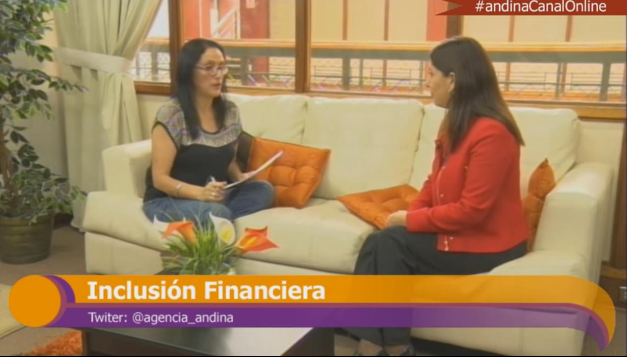 Inclusión financiera de comedores populares
