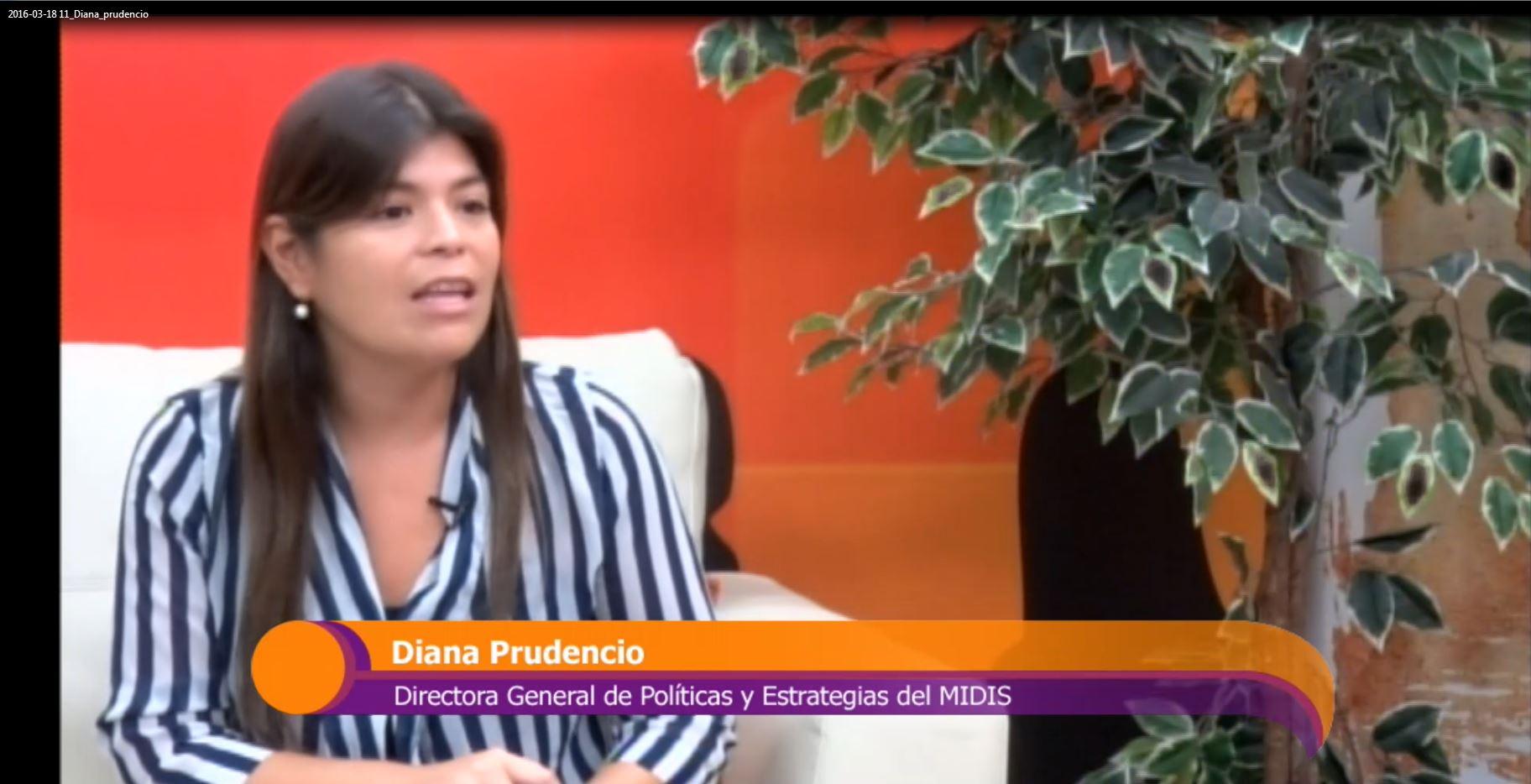 Incluir para Crecer - Diana Prudencio: Oferta Itinerante Fluvial de Servicios del Estado