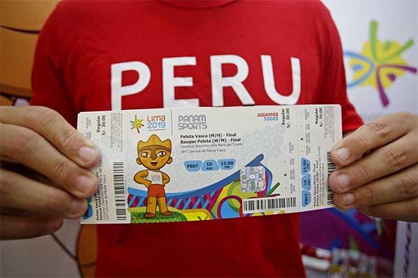 Dónde comprar entradas para Lima 2019