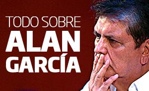 Todo sobre Alan García