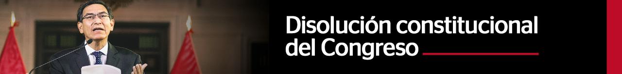 Disolución constitucional del Congreso