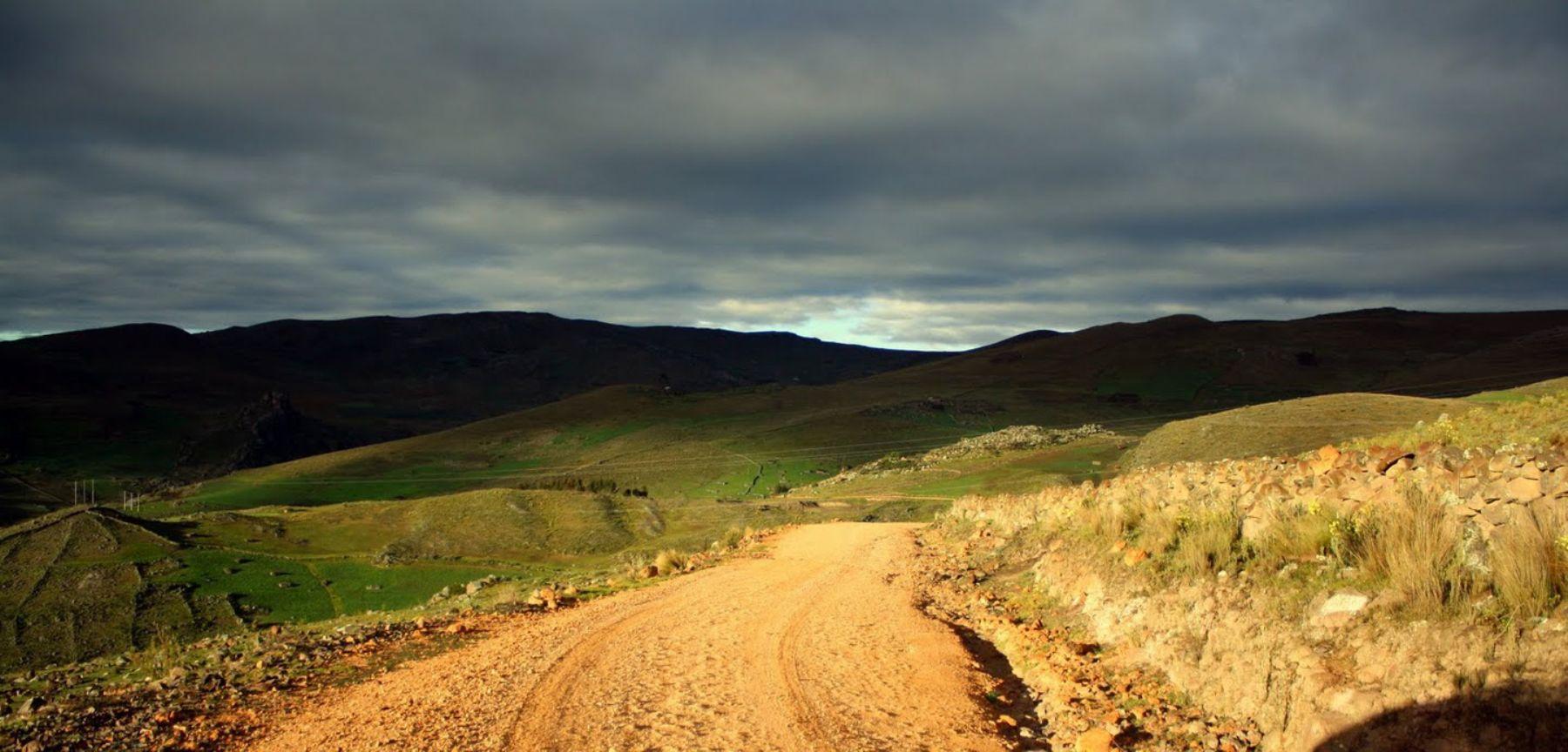 LA LIBERTAD, PERÚ-ENERO 08. Reserva nacional de Calipuy. Foto: Sernanp.