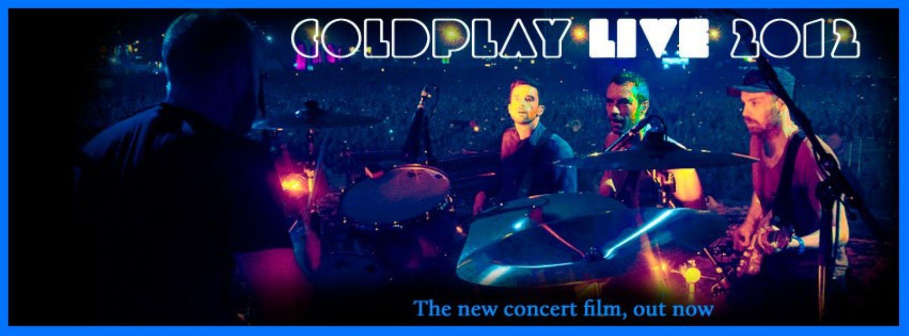 Facebook de Coldplay