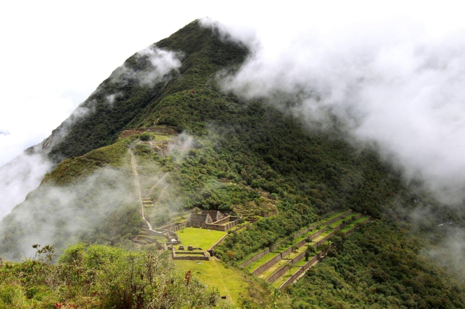 El entorno de Choquequirao es uno de los más ricos en biodiversidad, cuenta con un gran número de especies de plantas y animales.