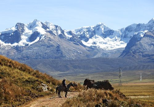 The Huascaran National Park is one of the natural areas that holds such category since 1975. Photo: Andina/Archive