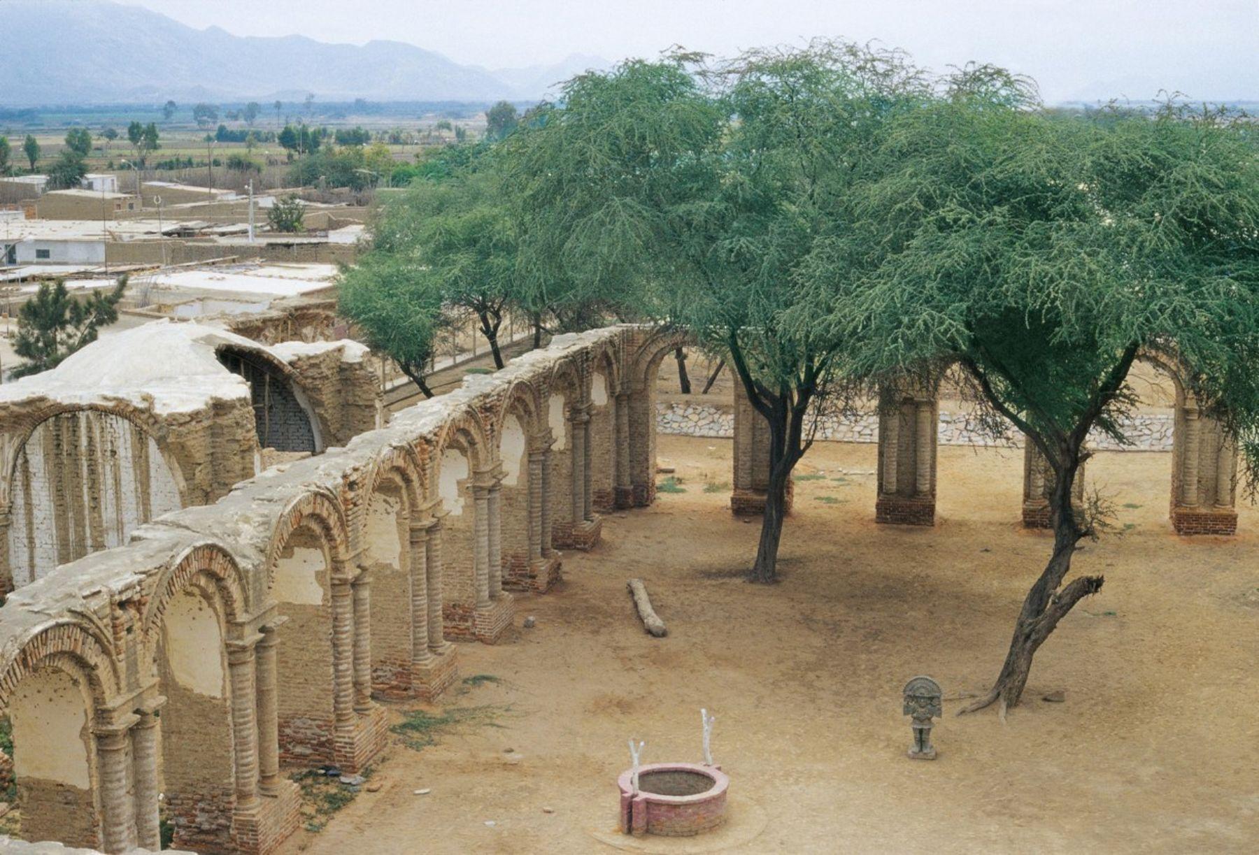 Proyecto arquitectónico propone reconstruir en 3D Zaña, la desaparecida ciudad de origen colonial ubicada en Lambayeque. ANDINA/archivo