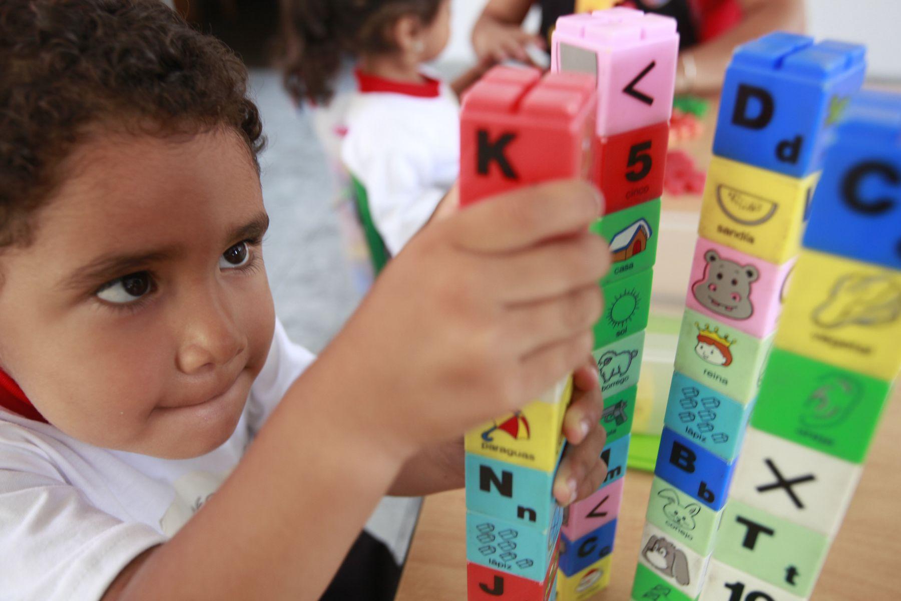 Mañana se celebra Día de la Educación Inicial en el Perú. Foto: ANDINA/archivo