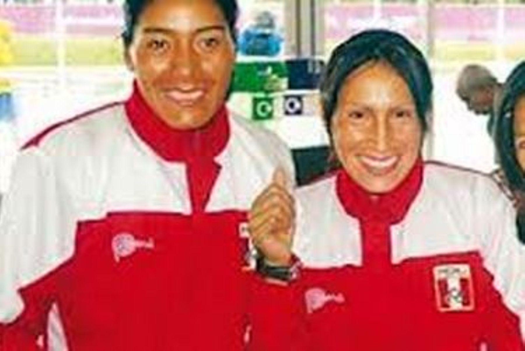 Arizapana y Tejeda representaron a Perú en Juegos Olímpicos Londres 2012. INTERNET/Medios