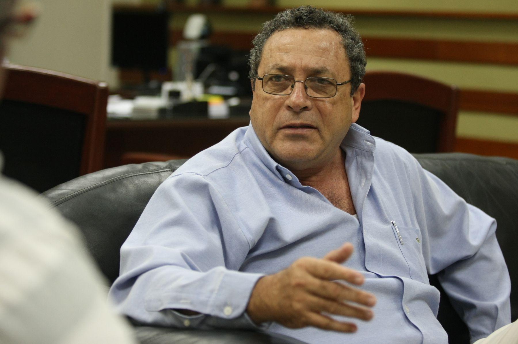 Exgobernador regional de Piura Javier Atkins fue sentenciado por negociación incompatible. ANDINA/archivo