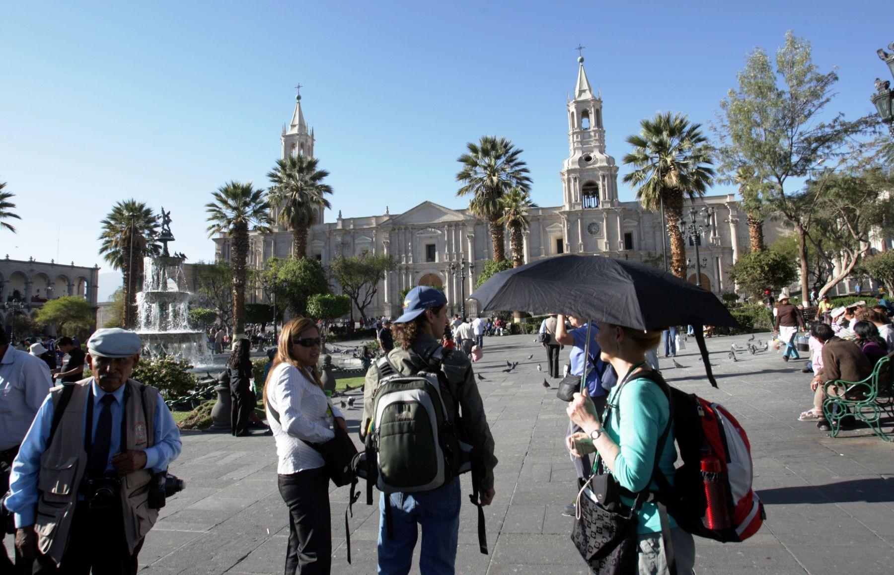 El incremento del turismo en Arequipa incentiva la llegada de más cadenas hoteleras.