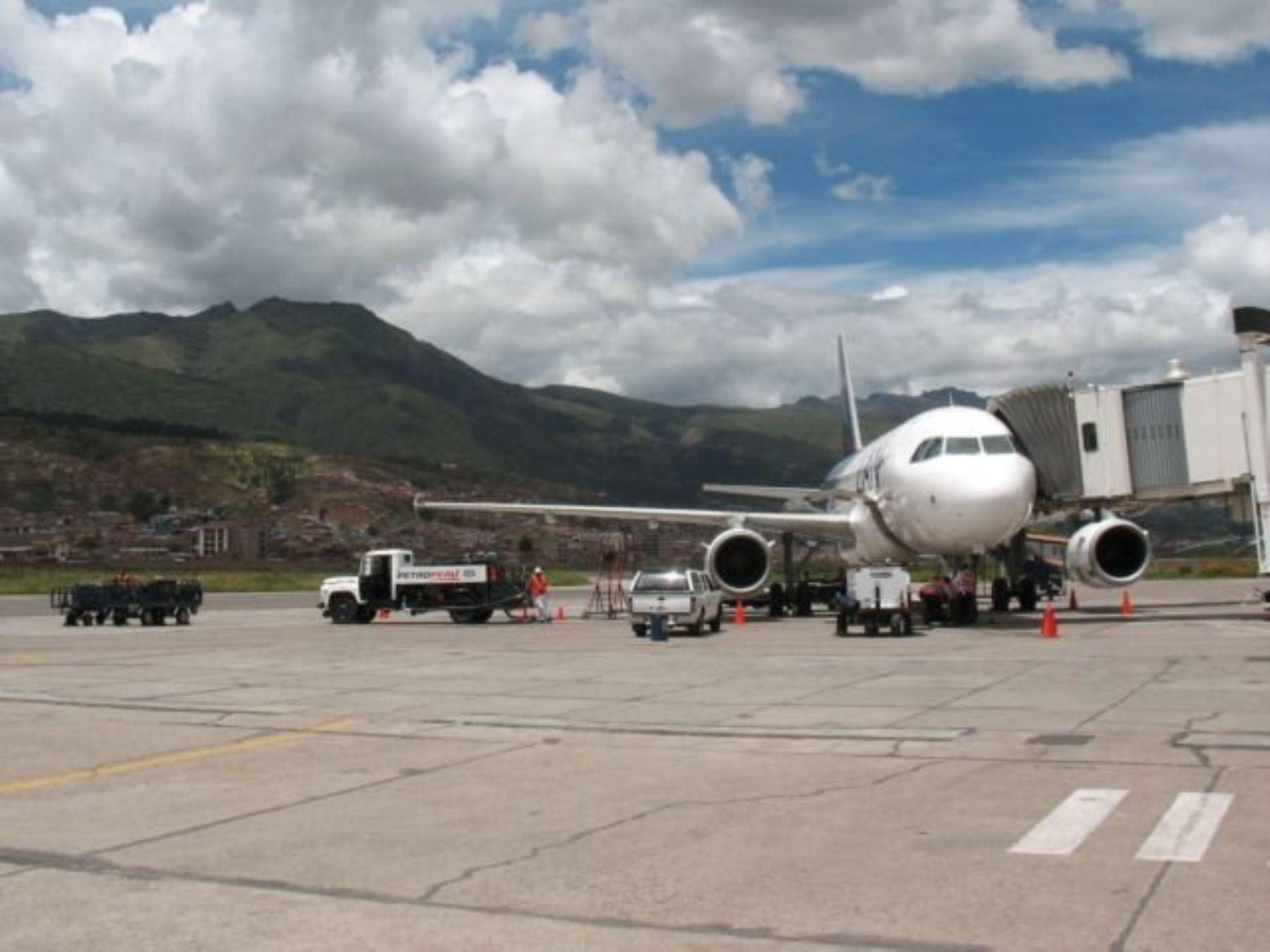 Peru Compras Adquirira Equipos Y Vehiculos Para Aeropuerto De Cusco Noticias Agencia Peruana De Noticias Andina