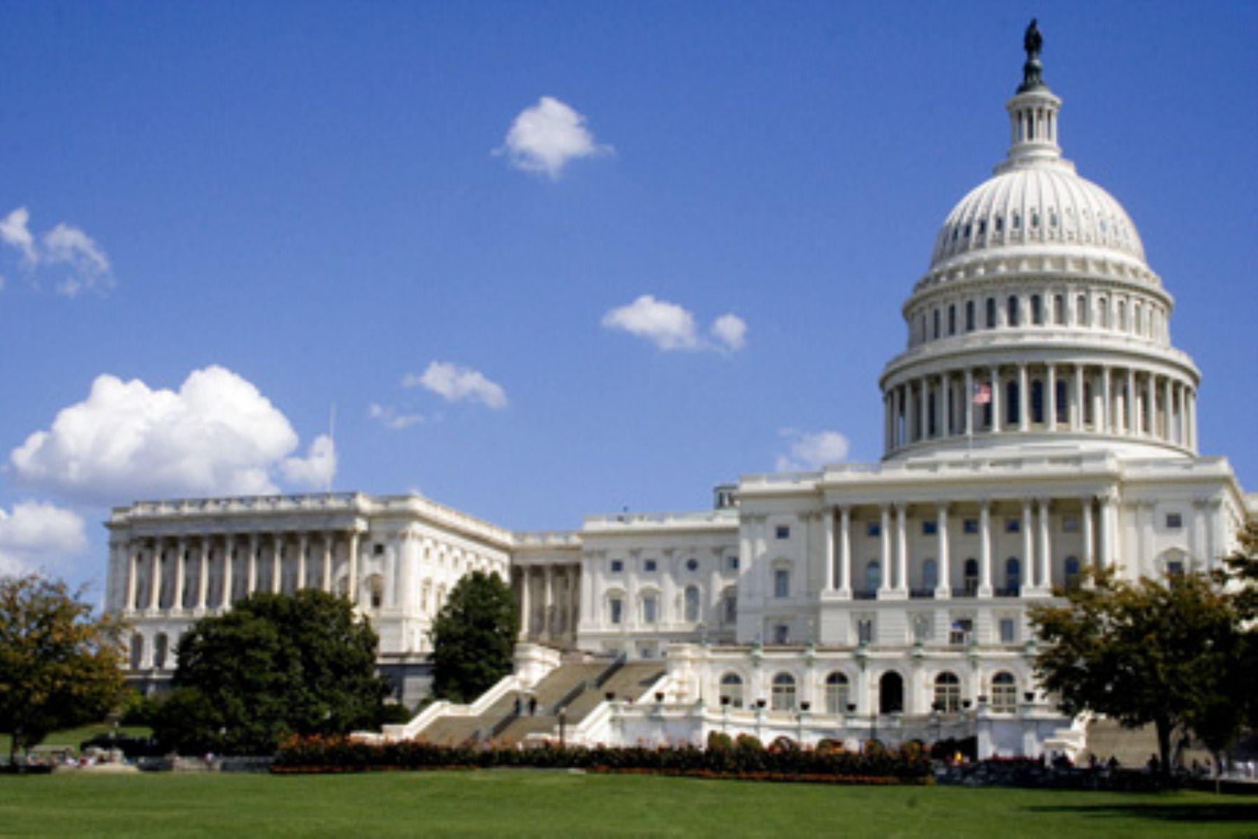 Estados Unidos aprobó un megaplan de ayuda económica contra el coronavirus. INTERNET/Medios