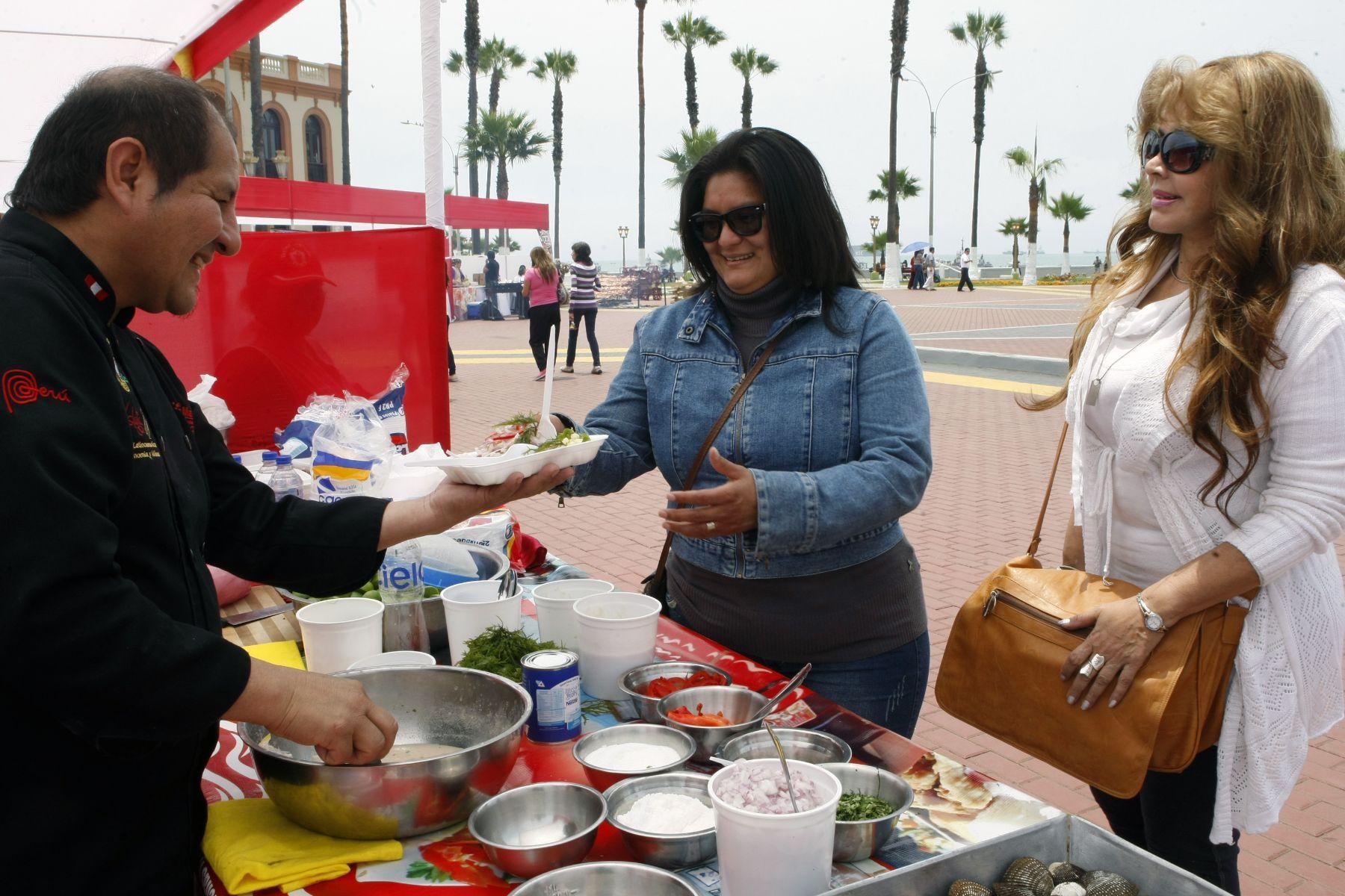 Turismo gastronómico y cultural chalaco se difundirá en zona exclusiva de San Isidro
