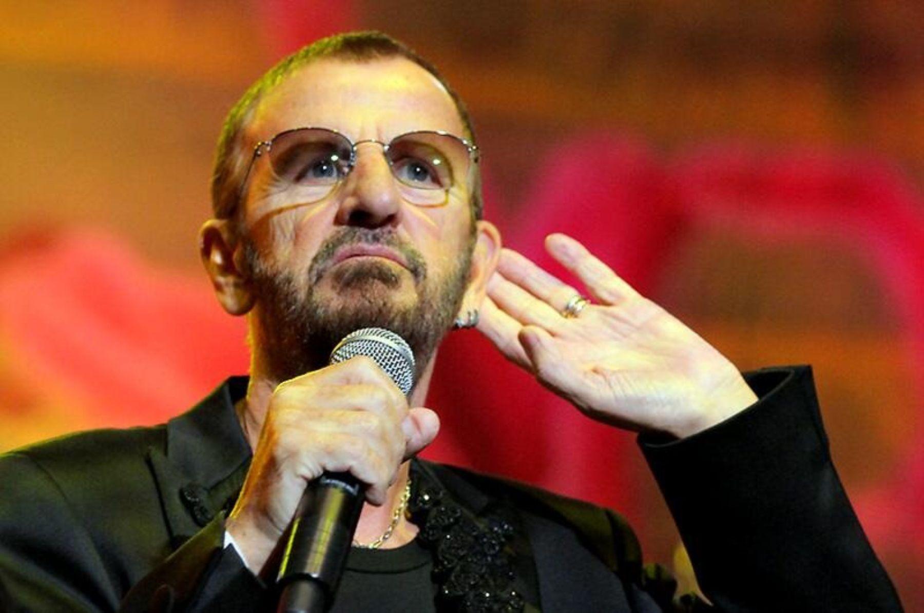 Ringo Starr amazes his Peruvian fans at Lima
